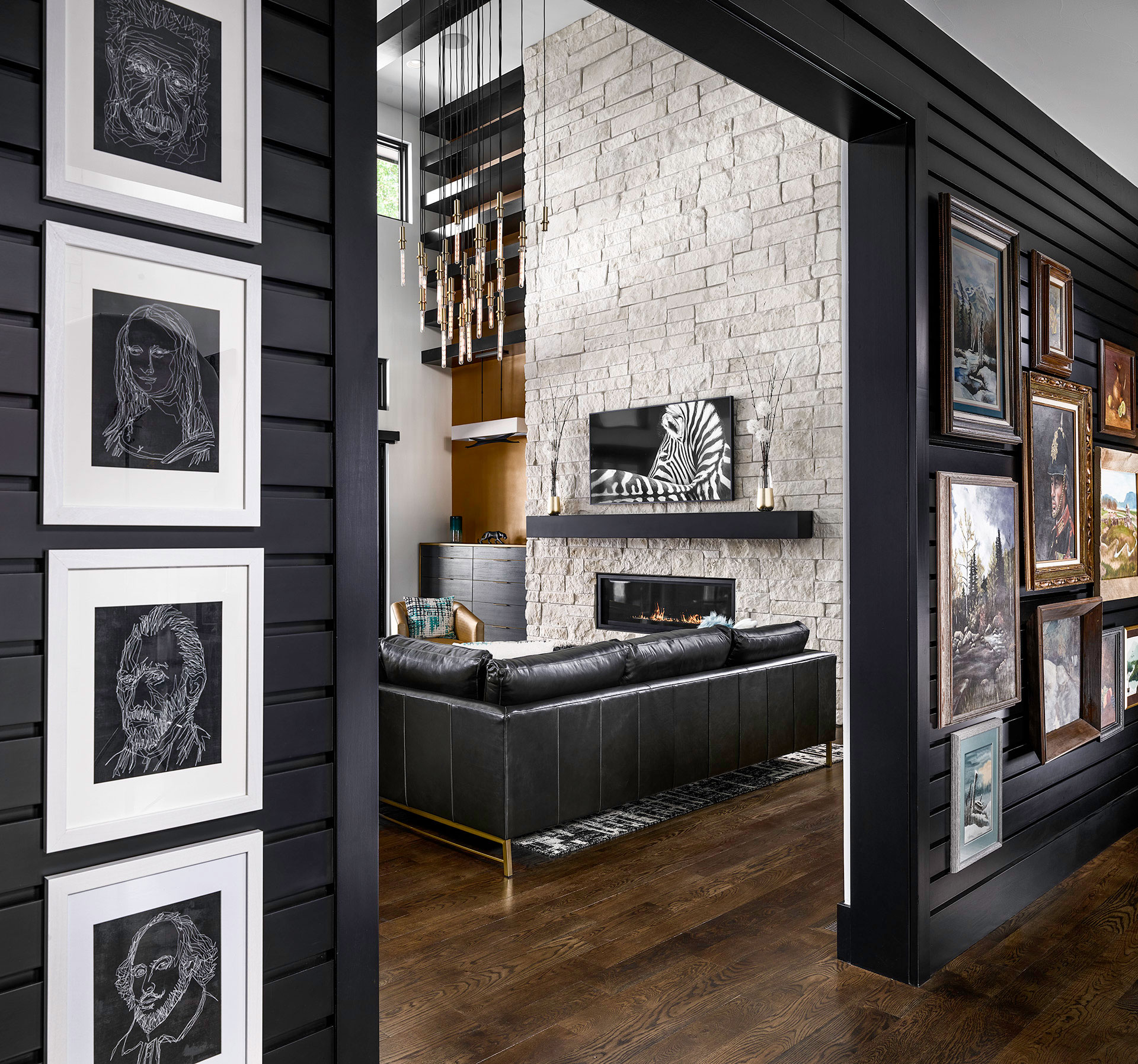 Black-Matte-trim-and-metallic-accent-paints-made-ths-house-one-our-most-unique-house